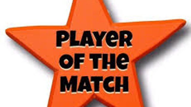 Players of the Match - November 2019