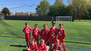 Herons win in Friendly over Fareham Town YFC