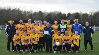 Reserves Team of the Month for January