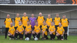 Veterans start their League Cup campaign with a 3-0 win away at East Harling