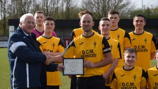 Macron Sporting Award - Reserves