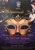 Masquerade Ball & Awards Evening
