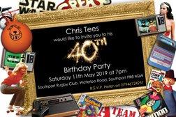 Chris' 40th!