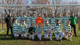 Fram Town A' Team Picture 2018/19