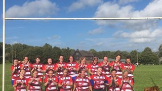 Lewes women's 1st XV hosted Beckenham for their first game of the season