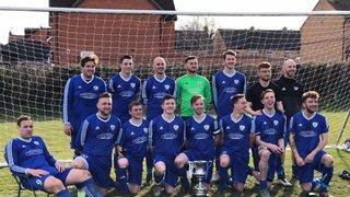 BIFC 5 - 2 Ettington Rovers