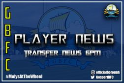 Player Announcement 6pm