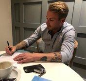 Liam Robinson - Signs For The BORO'