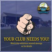 Match Day - Volunteers Needed
