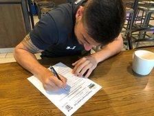 New Signing - Callum Chugg Joins The BORO'