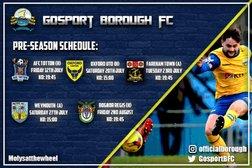 Pre Season Games - Kick Off Next Friday (12th)