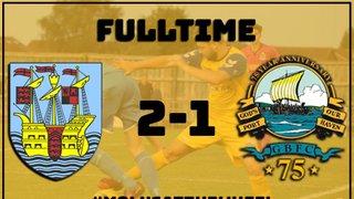 Pre-Season - Weymouth Result