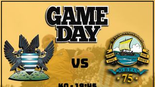 Game Day - BORO' At Salisbury Tonight
