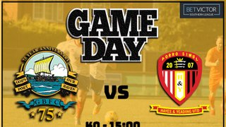 Game Day - BORO' Back In Home Action