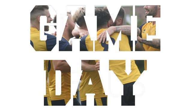 Game Day - BORO' away to Walton Casuals - Today (14th)