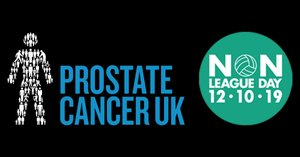 BORO' Unite With Prostate Cancer UK - On Non League Day