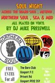 FREE Soul Night - The BORO Club - Everyone Welcome