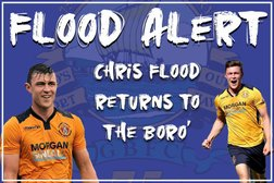 Club Announce Flood Signing