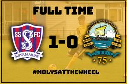 Swindon Supermarine 1 - Gosport 0
