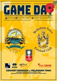 Game Day Programme - Now Available