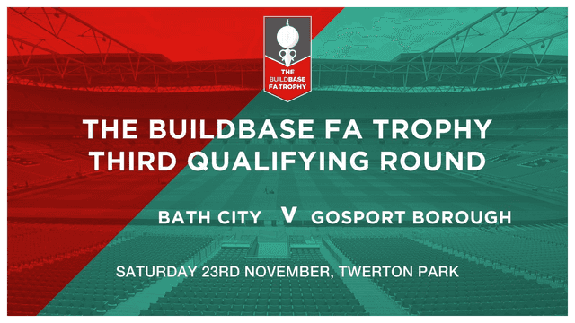 BORO' Back In Trophy Action - Saturday 3pm
