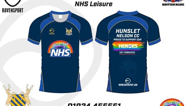 Charity fundraising HNCC training shirt