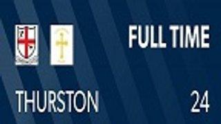 Rangers win against Crusaders
