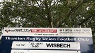 Thurston 1st XV home to Wisbech KO 3pm