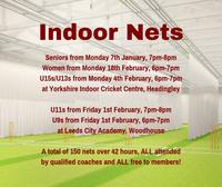 Indoor Nets & Indoor Leagues