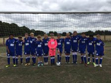 U13s - Late Agony For Understrength Bears