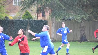 Burghfield Reserves 5-3 Tilehurst Titans