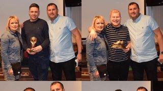 Men's Presentation Night Award Winners!