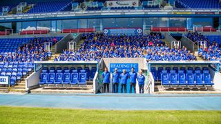 Burghfield FC Presentation Day 2019