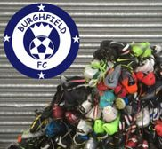 Burghfield FC Boot Exchange Launched!