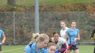 Ladies 1s off to a flying start!