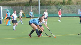 Ladies 1's stay top of the league