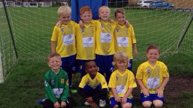 Under 8s Predators