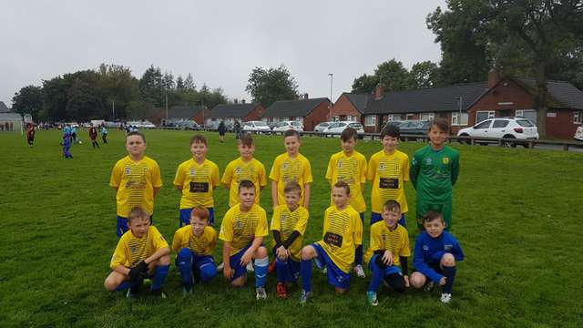Under 12s Vipers