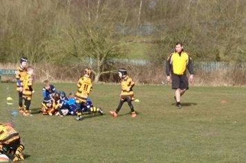 U7 vs Wigan Spring View (11 Mar)