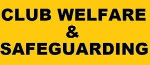 CLUB WELFARE OFFICER