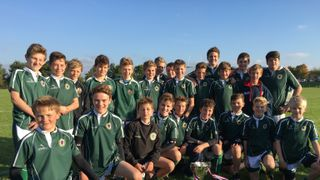 U13's win the Westcliff Festival with classy performance