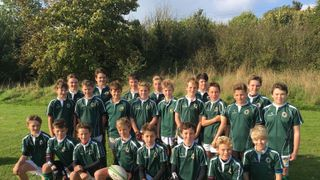 U13's safely through to the next round of the Essex cup