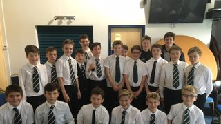 U13's all round team performance earns significant cup win 62-10