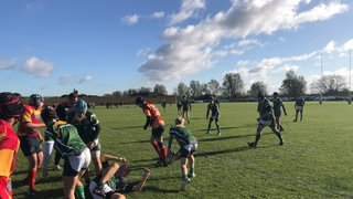Slick, creative rugby gives U15's cup win 56-0