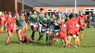 Walden U15's take a big Cup win against Cambridge