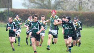 U15's second in the Eastern Counties for second season in a row
