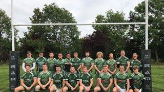 Saxons win Cambridgeshire Intermediate Cup