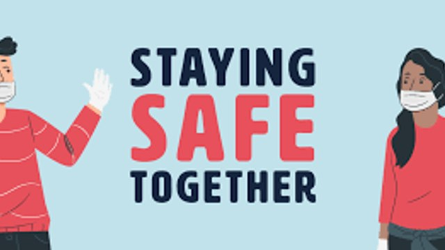 Staying Safe - update