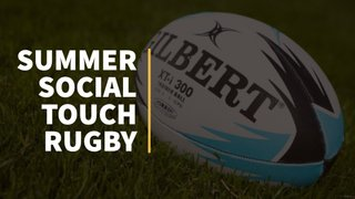 Summer Social Touch Rugby