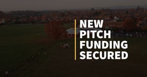 Funding for Third Rugby Pitch Secured